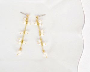 Petit 淡水パール pierce/earring