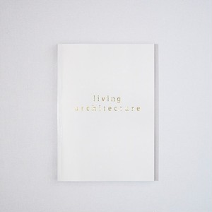 [ BOOK ] caramel pod / living architecture