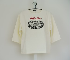 marble SUD(マーブルシュッド) Affection CROPPED TEE