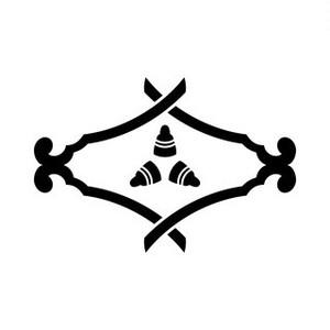 琴柱菱に三つ琴の爪 aiデータ