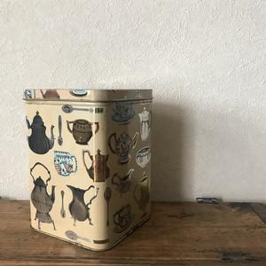 イギリスの紅茶缶