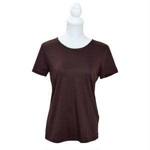 【ブラックブラウン/冬タイプ】パーソナルカラーTシャツ