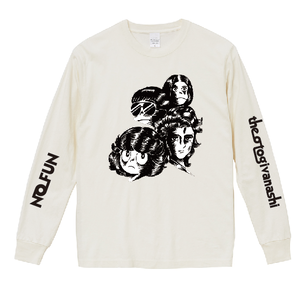 OTOGIVANASHI NO FUN T-Shirts(Long Sleeve/white)
