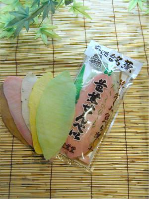 大阪銘菓 芭蕉せんべい 10枚入り