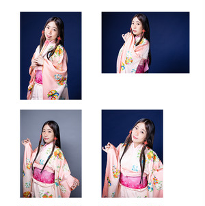 舞台「YOSHITSUNE 廻」大姫(楠田亜衣奈)個人ブロマイド typeD【ODDB-026 oo-D】