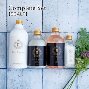 17/Eleven Fragrance Complete Set【SCALP】
