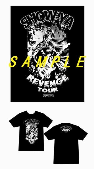 REVENGE TOUR Tシャツ [大阪]