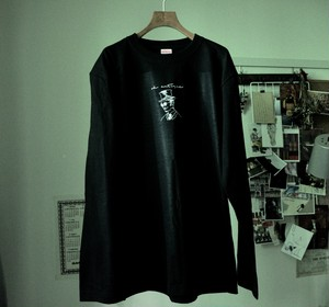 "L/S Tee ""oh antique"""