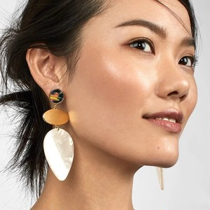 Ethnic Drop Earrings♥