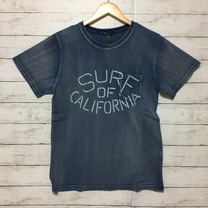 SURF ロゴTシャツ(ブルー)