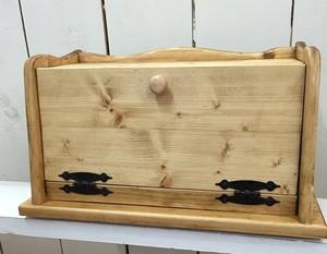 ブレッドボックス カントリー家具