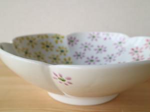 小花 花型鉢 (1点限り)