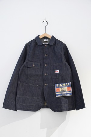 RESTOCK【BIG MAC × ORDINARY FITS】DENIM COVERALL