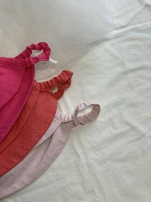 asagoromo*ゴムタイプ pink set