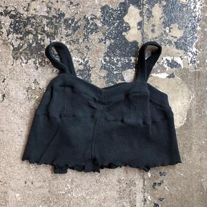 RehersalL : IRREGサーマルキャミソール   Color : BLACK