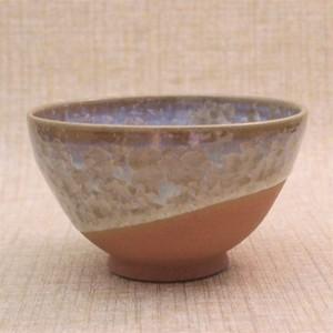結晶釉飯碗(b)[Terra]