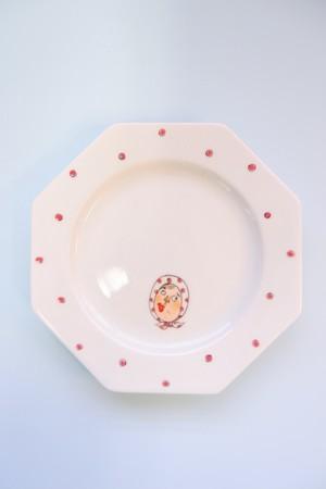 hyottoko orison (pk) / plate(15cm)