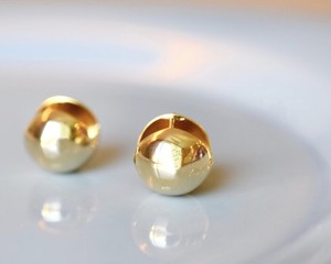 Metal ball pierce【Gold】
