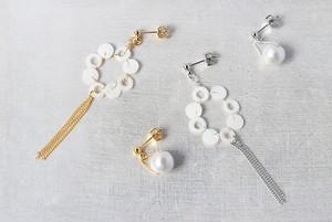 chain tassel flower + P
