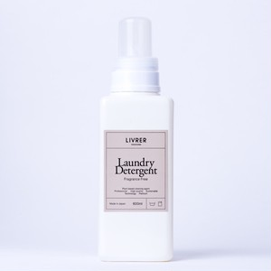 600ml】洗濯用洗剤 無香料/Landry Detergent ▶Fragrance FREE