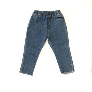 韓国子供服 細身デニムパンツ