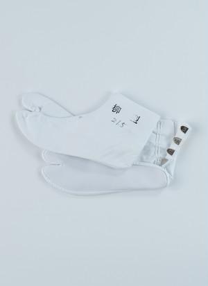 【オーダーメイド】きねや足袋 白足袋 足型に合わせる 外反母趾にも 着物 振袖