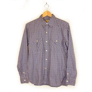 EXPLORER  SPORTS  SHIRT  (DERBY CHECK GRAY)