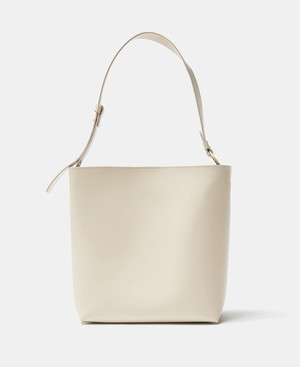 SHOPPER IN VACHETTA LEATHER [266462652102]