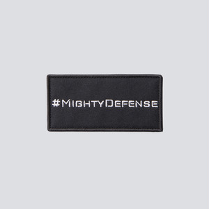 MIGHTY DEFENSE PATCH