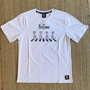 【56 design】 PISTONS T-SHIRT