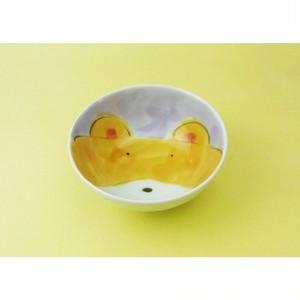 有田焼 子供茶碗 クマ [小茶付]