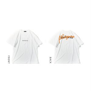 HOTSQUALL LOGO刺繍 Pleasure T-shirt