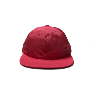 Signature 6 panel ripstop hat 【by parra】