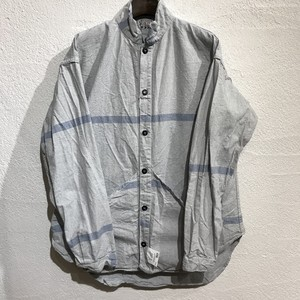 TENDER 『WALLABY SHIRTS #RINSED』