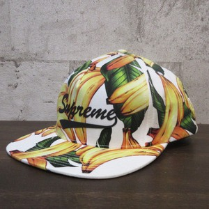 SUPREME 16SS Banana 5-Panel Cap