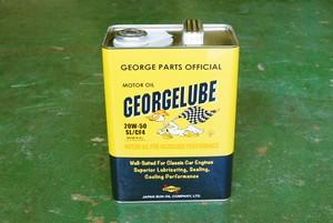 SUNOCO GEORGELUBE 20W-50 4リッター缶