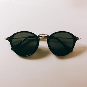Eyewear♡ボストン02 ブラック