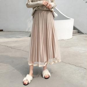 【bottoms】簡約・シンプル無地スリムワンピーススカート 18120356