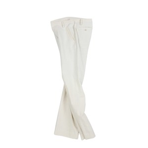 銅鼓 Tong Gu Trouser - Natural  /  MIAO BLUE