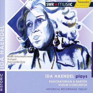 [中古CD] ハチャトゥリアン/バルトークNo.2:ヴァイオリン協奏曲 ヘンデル&クライ/シュトゥットガルト放送交響楽団