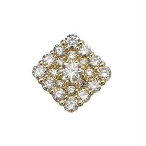 18K ダイヤモンド 計0.60ctUP ペンダントヘッド