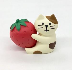 コンコンブル   いちごLOVE猫