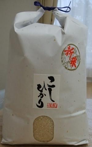 千葉県産コシヒカリ10kg