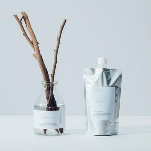 リードディフューザーセット(広葉樹の枝)|Odai products|株式会社サカキL&Eワイズ、宮川森林組合