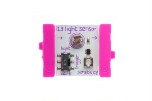 littleBits I13 LIGHT SENSOR リトルビッツ ライトセンサー【国内正規品】