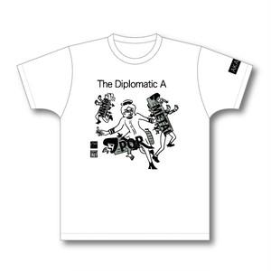 赤船来航ツアー T-shirt(white)