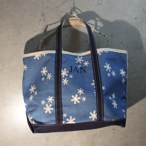 Made In USA  LL Bean Tote Bag