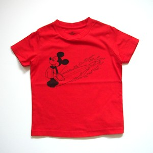 【KID'S】 MICKEY SURF TEE