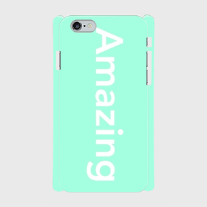 Amazing / MINTGREEN iPhone6ツヤ有り(コート)