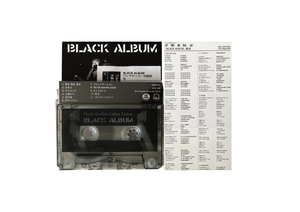 BLACK ALBUM (カセットテープ) - パンクロッカー労働組合